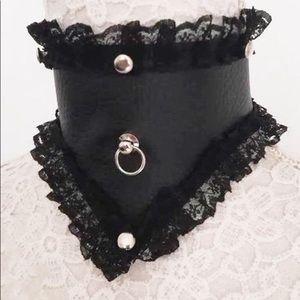 Jewelry - High Collar